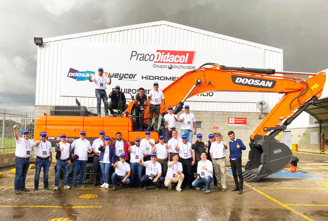Doosan Value Selling Training 2019, Latinoamérica